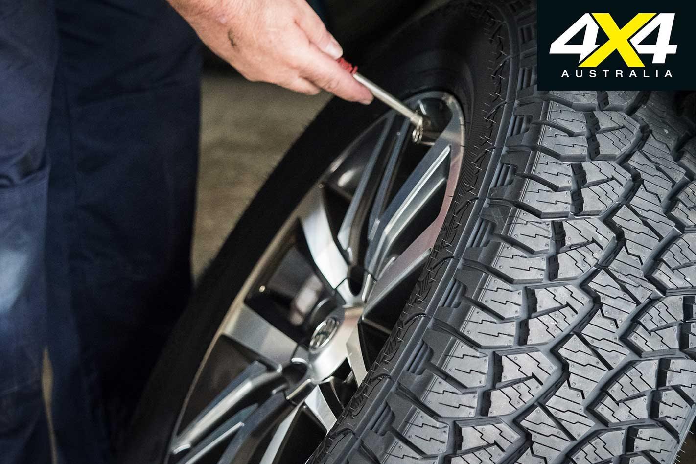 4x4 Tyre Test 2018
