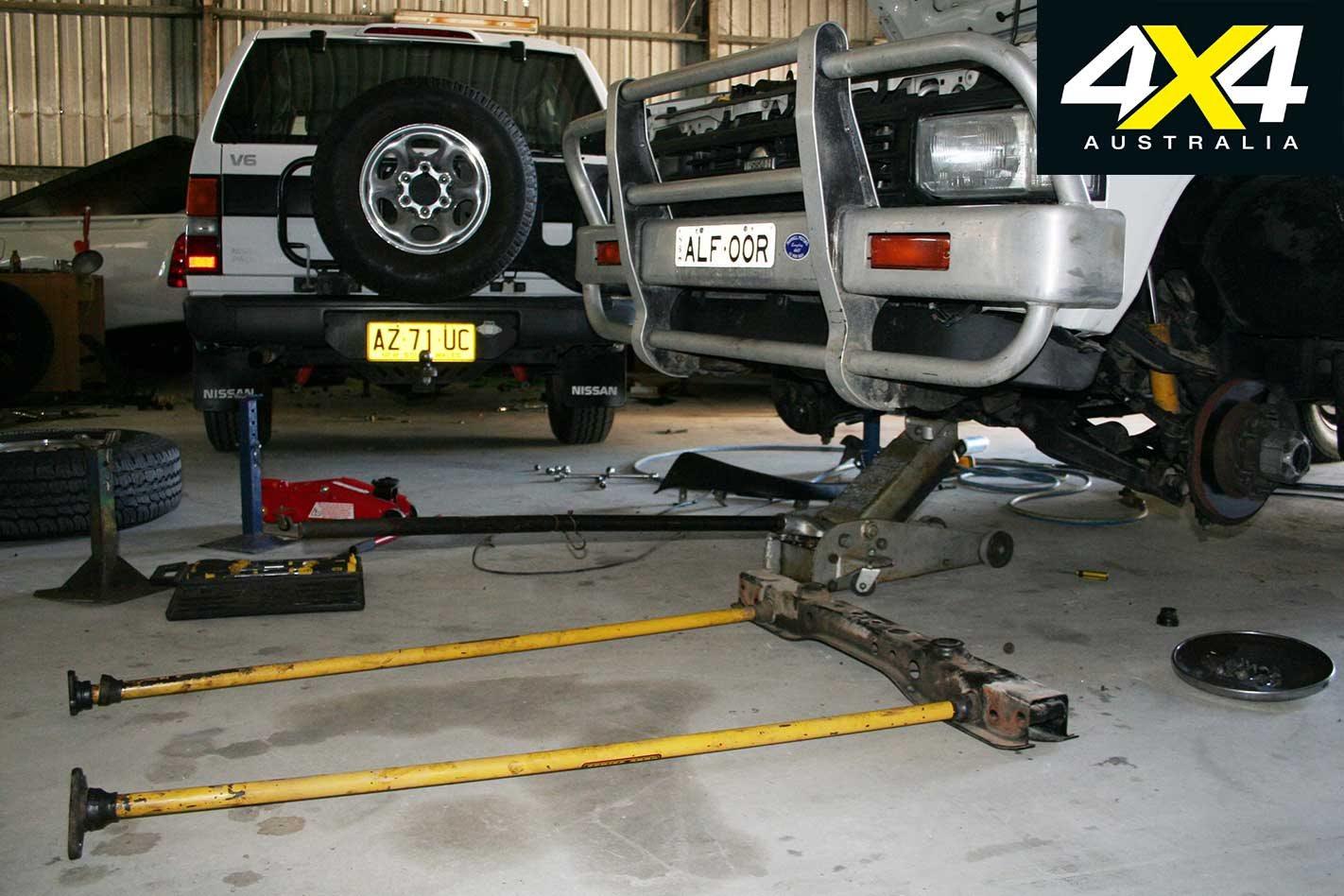Custom 1992 Nissan D21 Pathfinder review