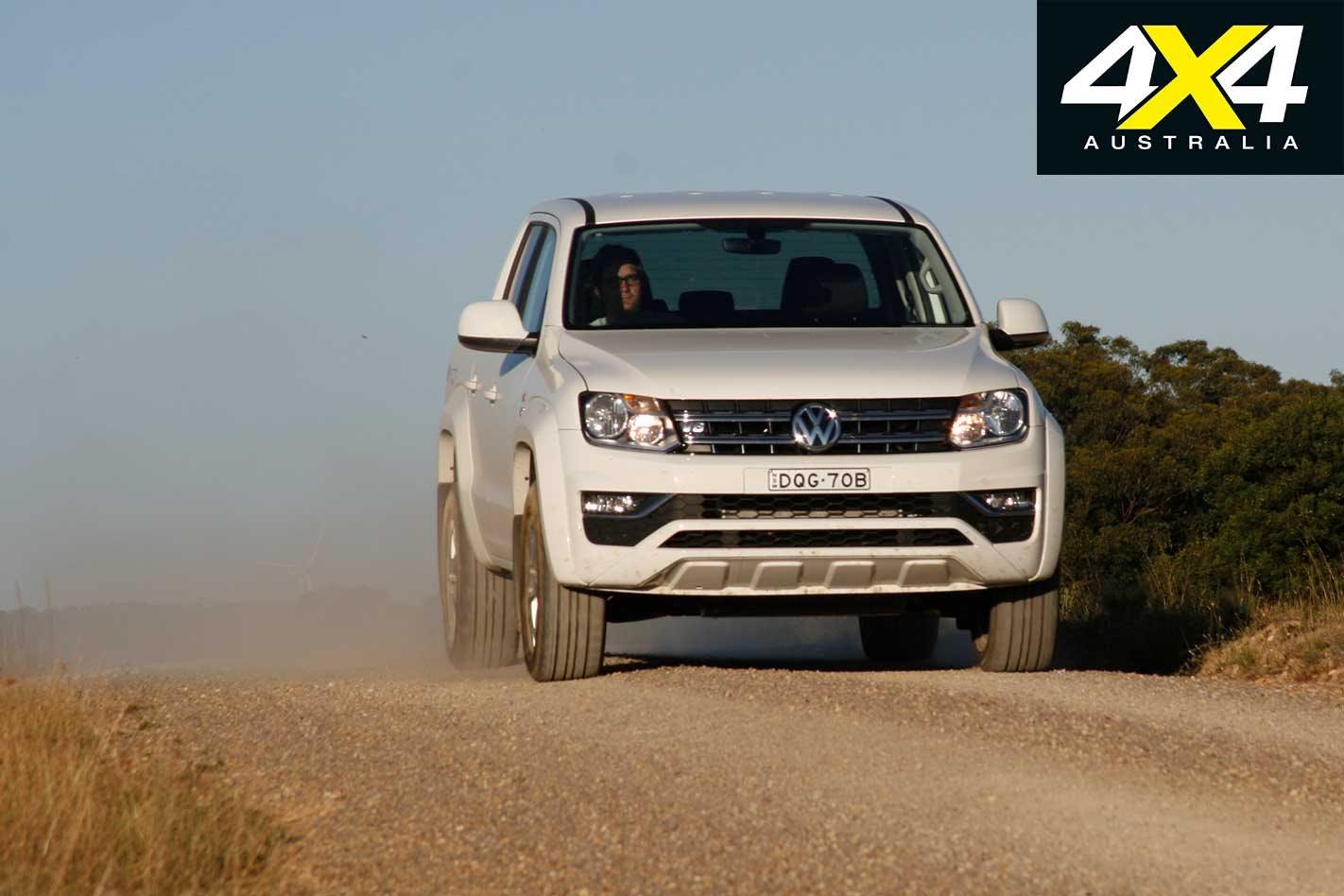 2018 Volkswagen Amarok V6 Sportline review