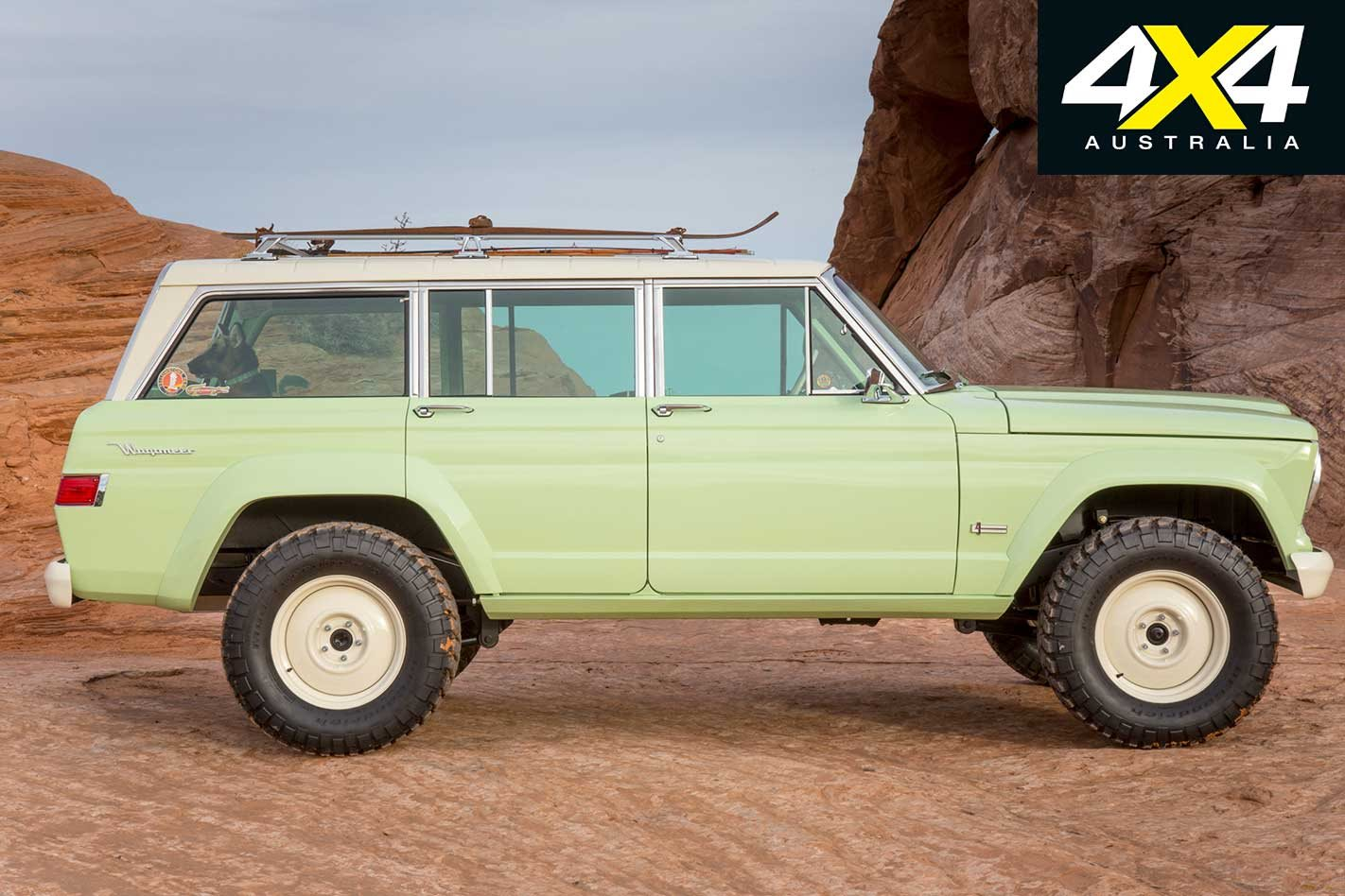 Craigslist Utility Vehicles >> Jeep Wagoneer Roadtrip concept