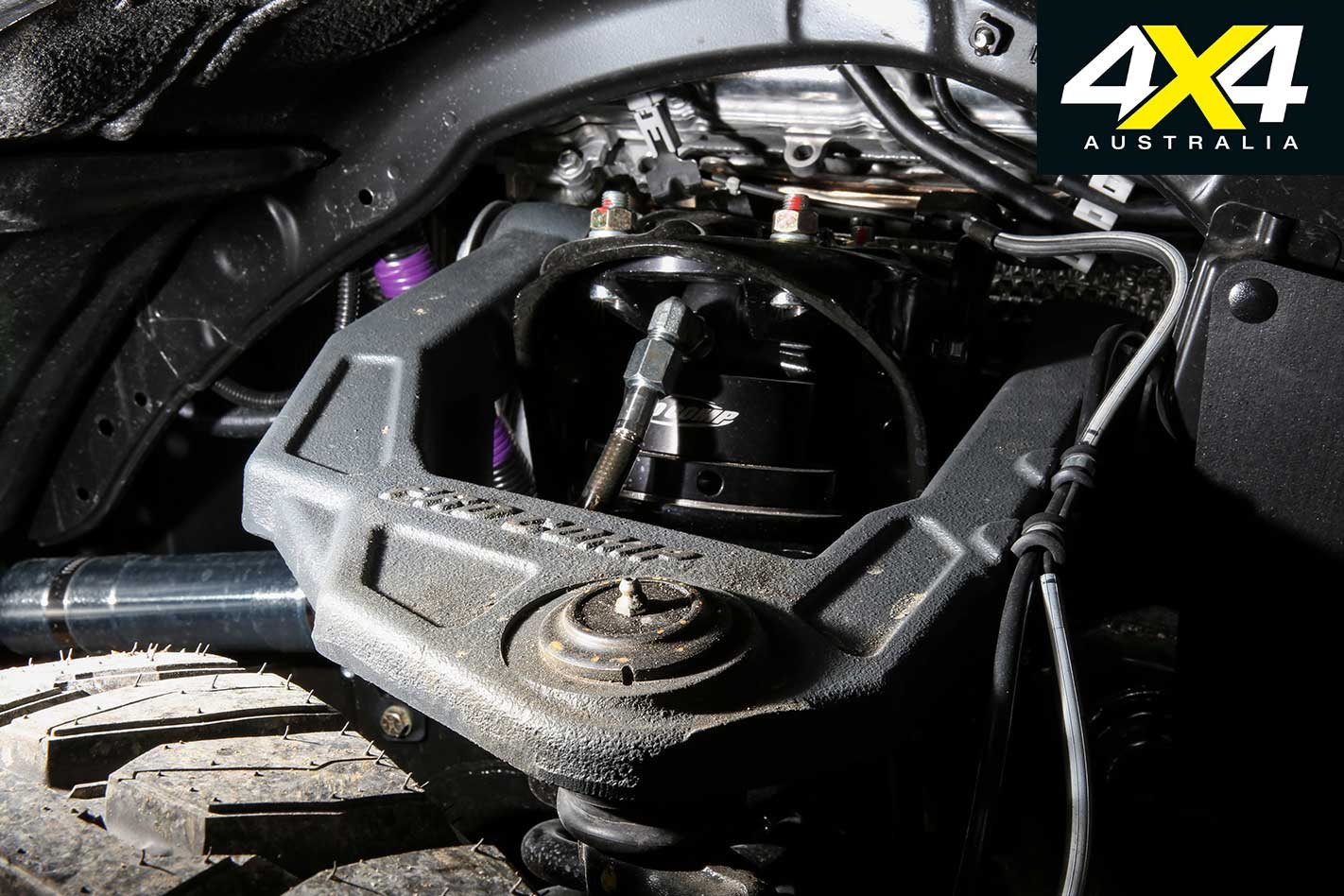 4x4 upper control arms explained