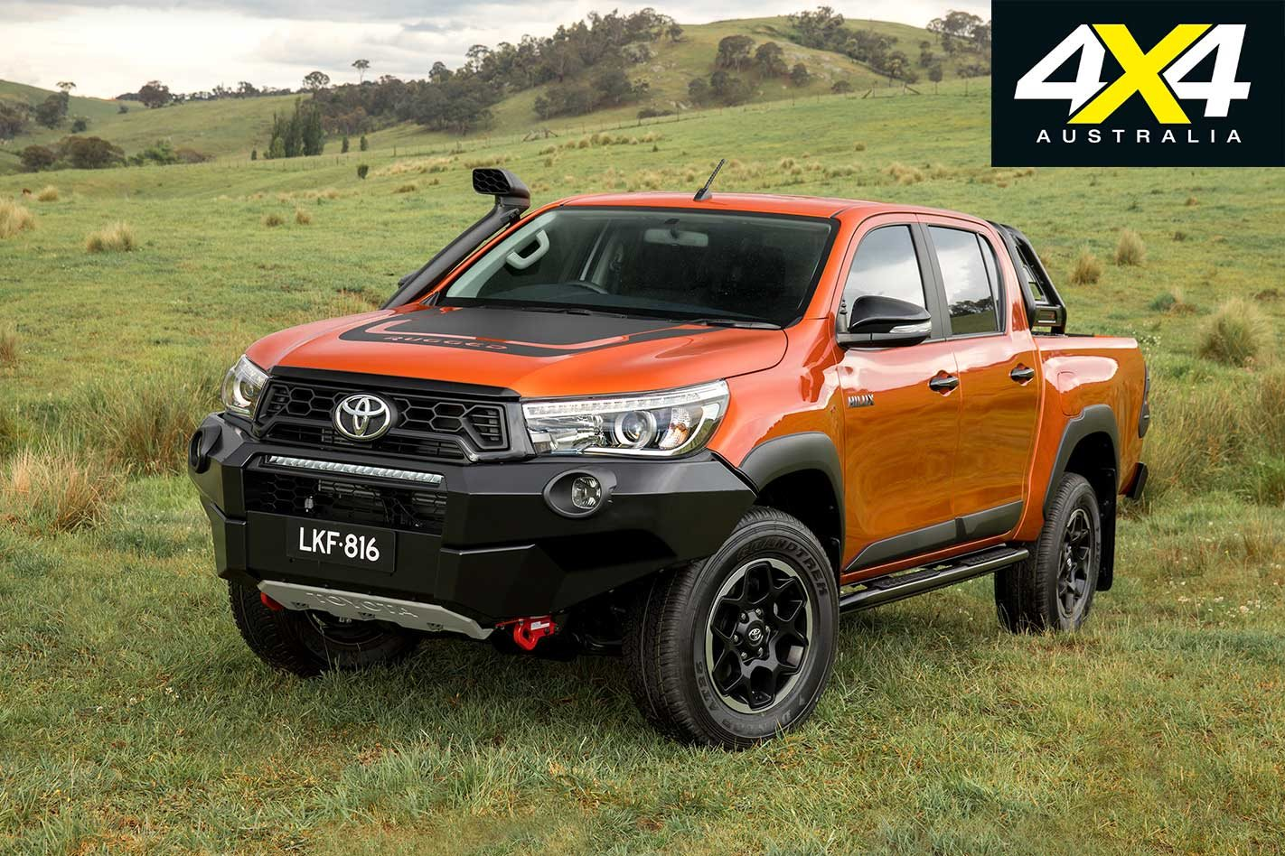 toyota hilux years