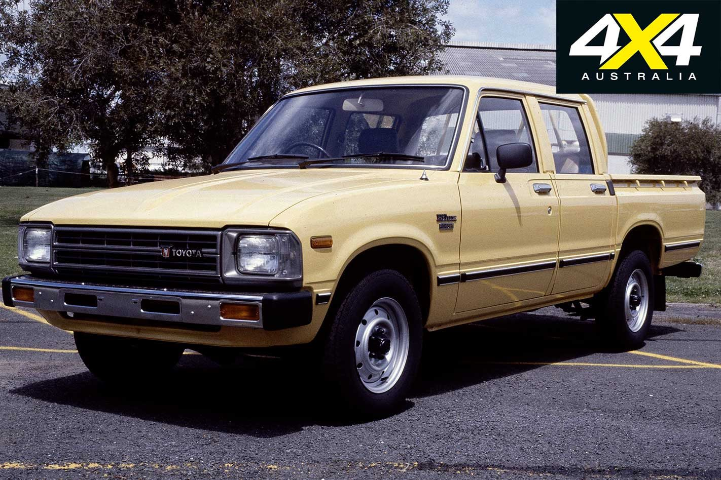 1980 toyota pickup 4x4 review