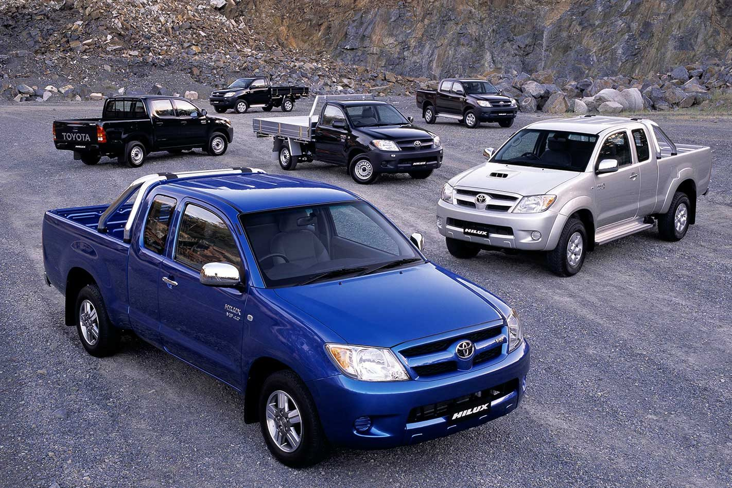 4x4 History 50 Years Of The Toyota Hilux Used Cars For Sale With Prices