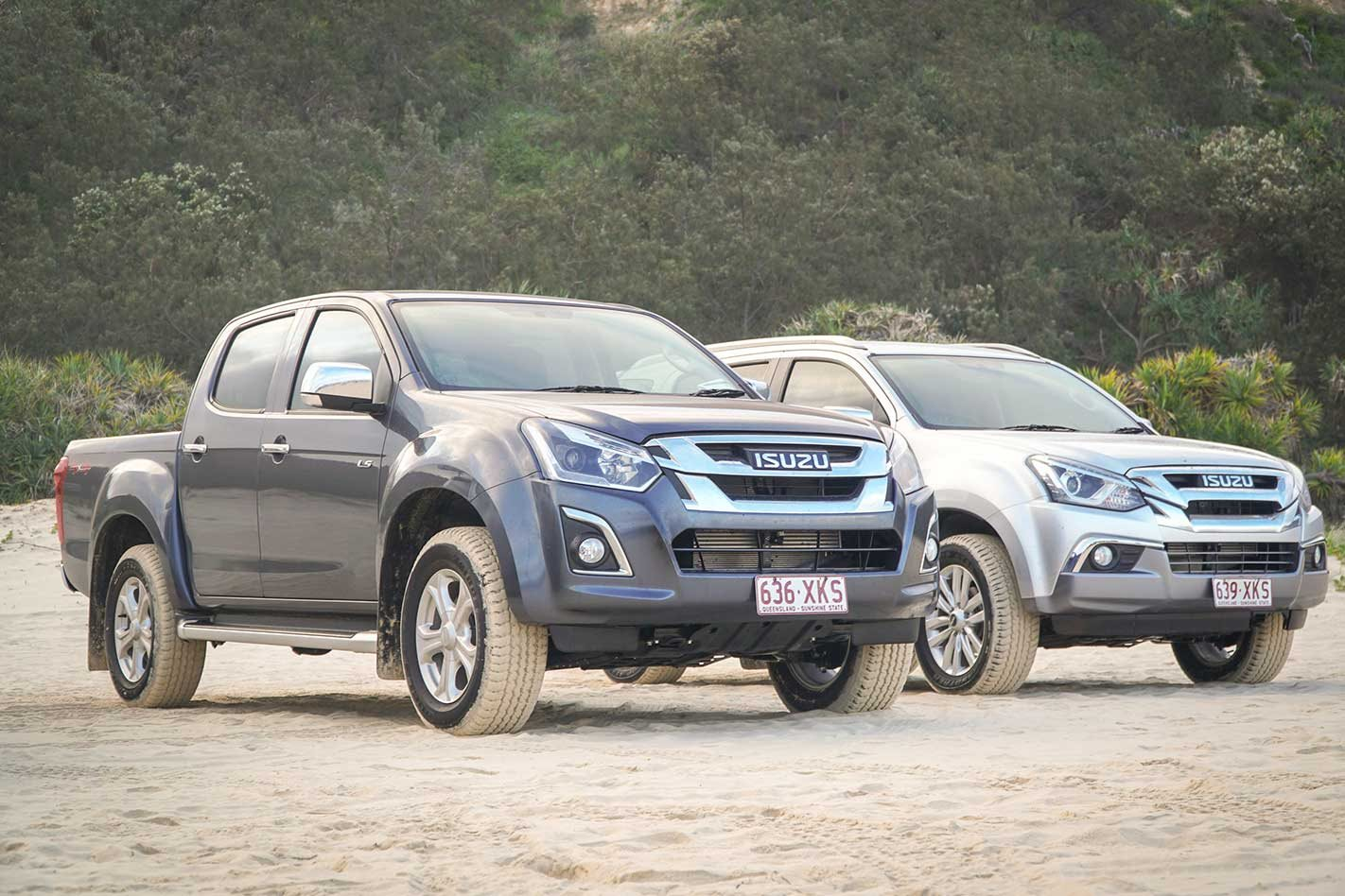Isuzu Set To Reveal All New Kb And Mu X In 2019