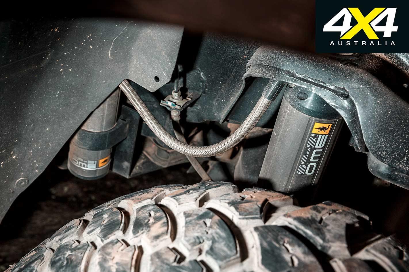 315 70r17 In Inches >> Custom Nissan Y62 Patrol dual-cab ute review