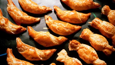 What is the difference between puff pasty, fillo pastry and shortcrust pastry?