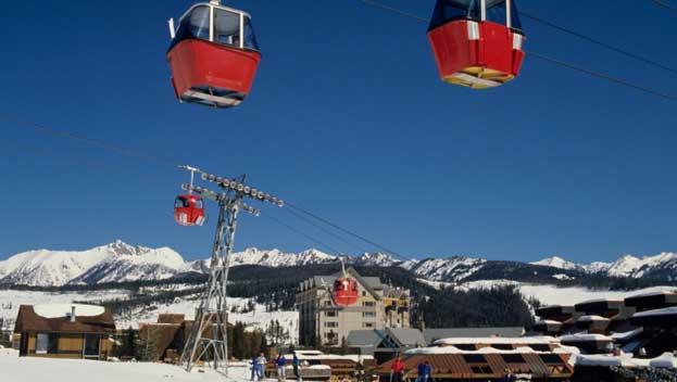 Skii slopes