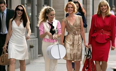 *Sex and the City*: fashion Bible or manifesto for life?