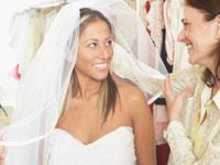 Wedding woes: New charges for trying on wedding dresses