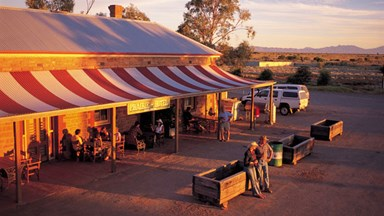 Flinders Range, South Australia's gourmet food paradise