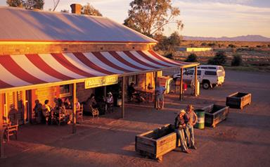 Flinders Range, South Australia's gourmet food paradise
