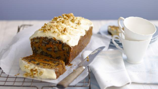 """[**Heavenly carrot cake**](https://www.womensweeklyfood.com.au/recipes/heavenly-carrot-cake-7418