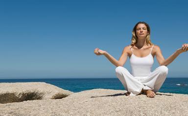 Yoga? No sweat
