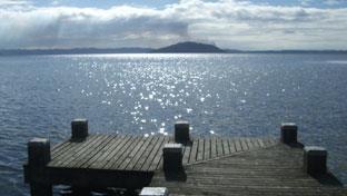 Rotorua wharf