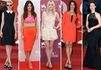 Best-dressed at the Venice Film Festival