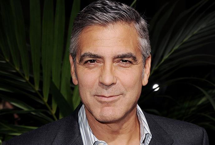 George Clooney was a favourite Batman in the 1997 film *Batman and Robin*.