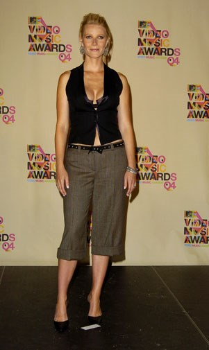 A casual look at the 2004 MTV Awards.