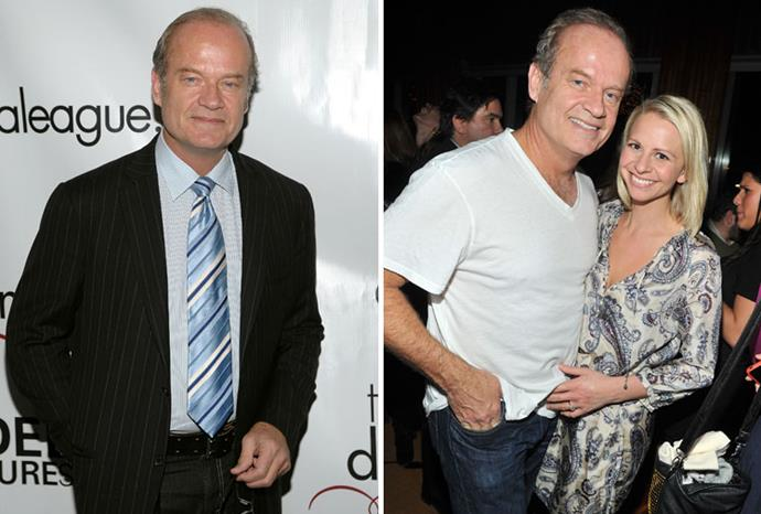 Kelsey Grammer remarried in 2011 and suddenly dressed 20 years younger.