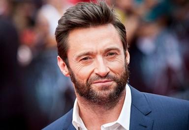 Hugh Jackman gets superhero welcome at Wolverine premiere in London