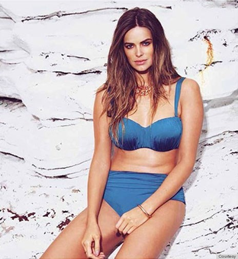 Robyn Lawley for Bond-Eye.