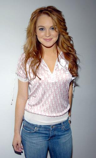 She also appeared in her breakthrough film *Mean Girls* in 2004.