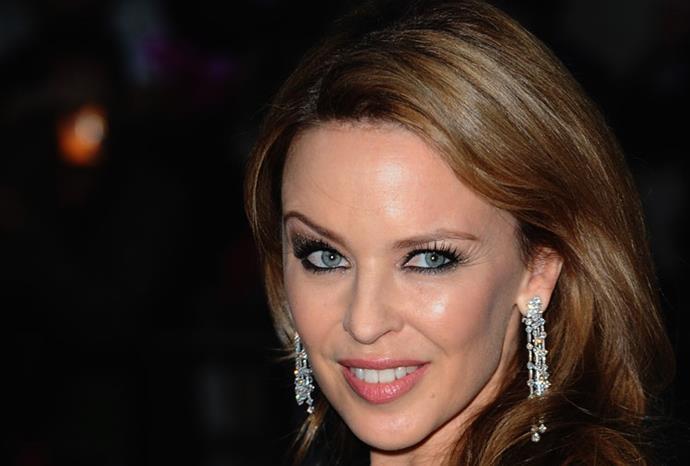 Kylie in September 2012.