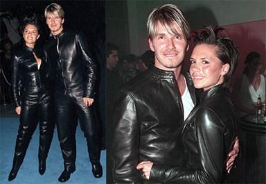 David and Victoria Beckham: 15 years of fashion
