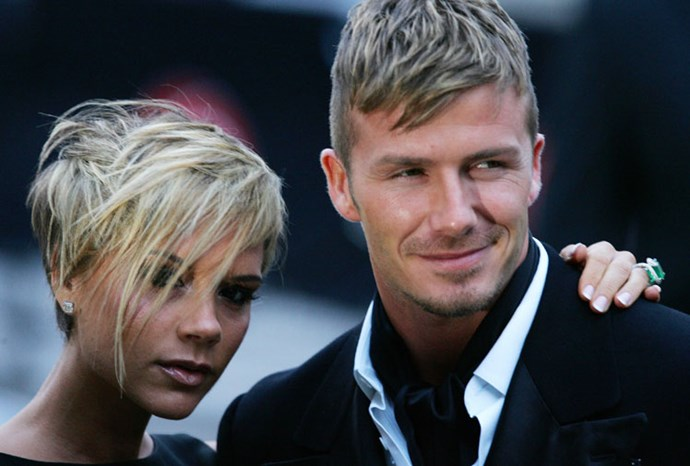 In 2007 David and Victoria Beckham shared hairstyles.