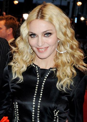 Madonna in September 2008.