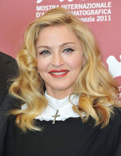 Madonna in September 2011.