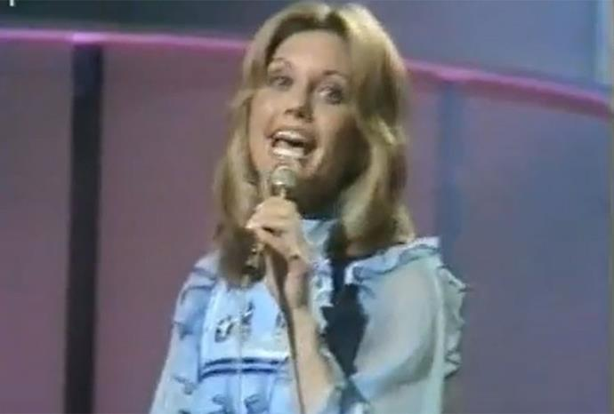 Australia doesn't get a spot in the contest but came close I 1974 when Olivia Newton-John represented the UK.