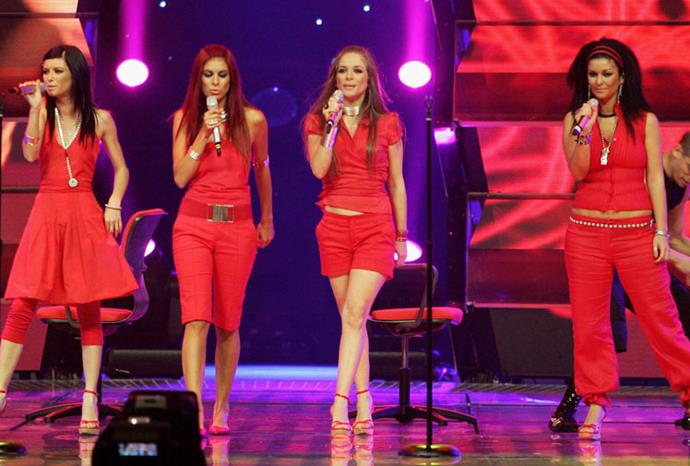 Though Las Ketchup faded out after 'The Ketchup Song'? Wrong, they came back in 2006 for Eurovision.