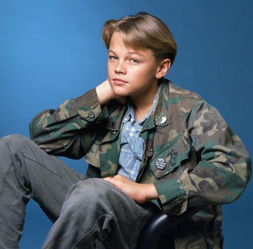 Leonardo on the cusp of making it big in 1990.