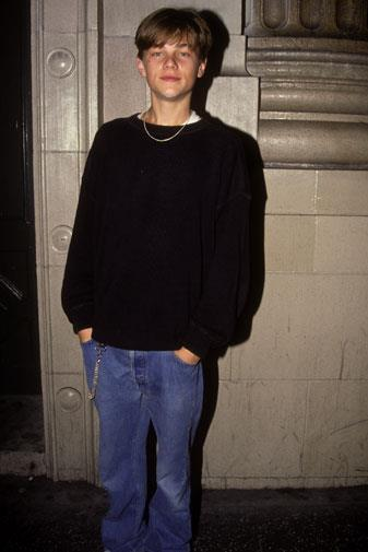 Out in New York City in 1993.