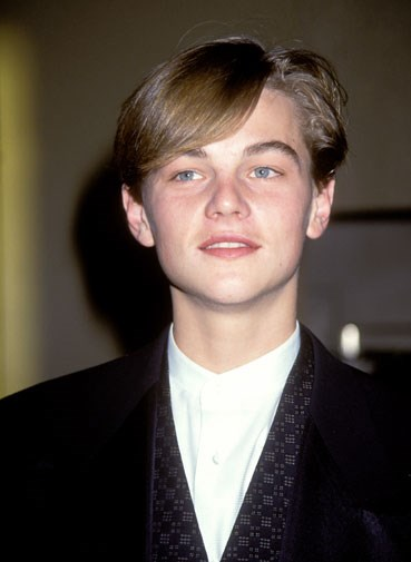 At the Golden Globes in 1994.