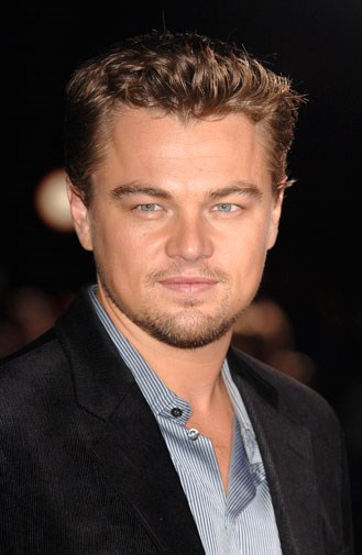 Leo at a fashion show in 2006.