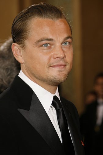 At the Oscars in 2007.