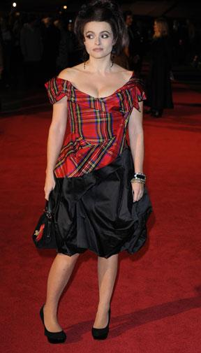 The great tartan trend of 2012.