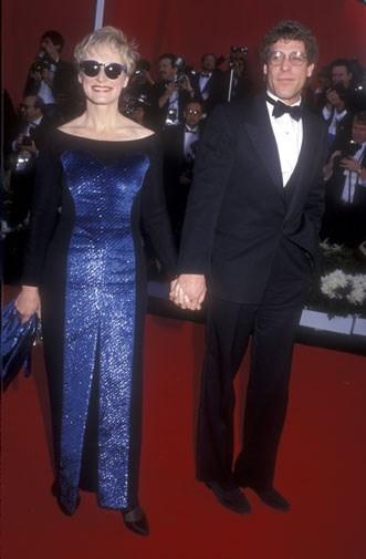 Glenn Close in 1991.