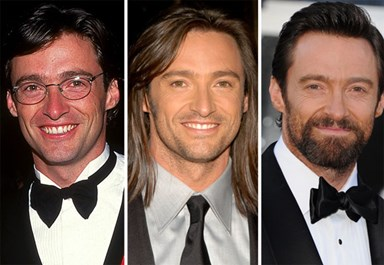 Hugh Jackman: From geeky to gorgeous