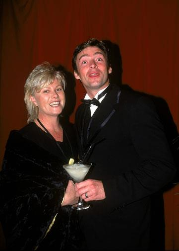 Hugh and Deborra-Lee in September 1999.
