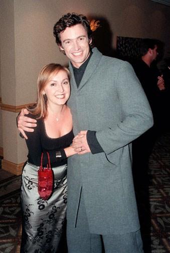 Hugh in 1999.