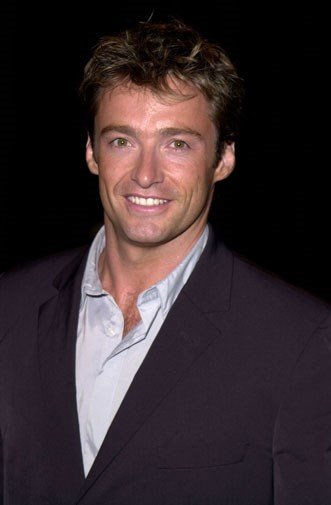 Hugh looking hunky in 2000.