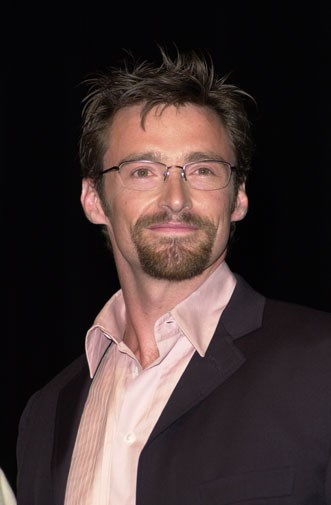 Hugh in September in 2001.