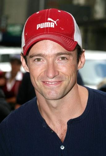 Hugh in 2003.