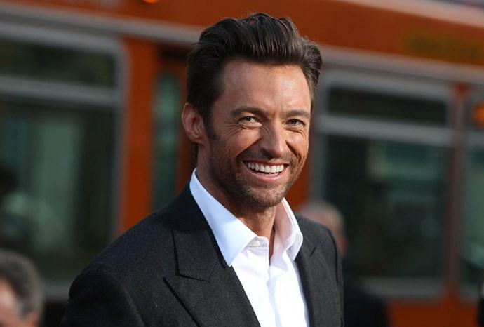 Hugh in 2009.