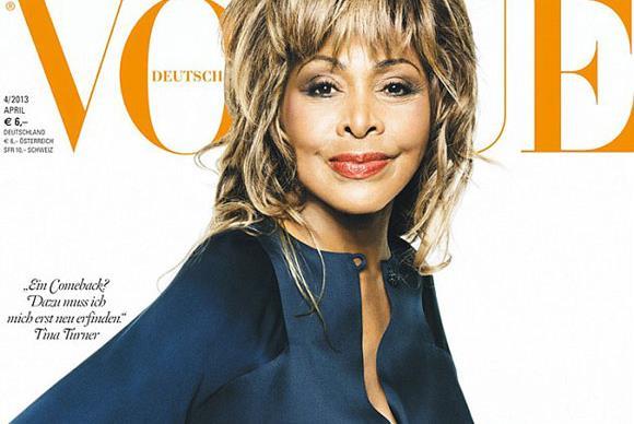 Tina Turner Vogue