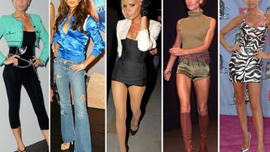 Victoria Beckham's most unusual outfits