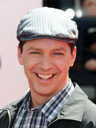 *Will & Grace* star Sean Hayes.